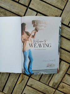 Deckblatt des Buches Welcome to weaving