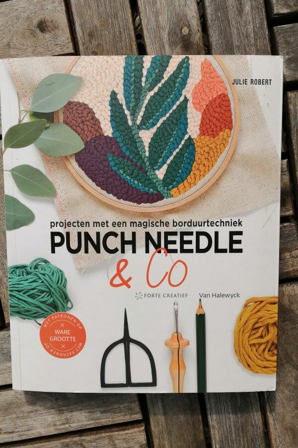 Punch needle & Co - Julie Robert