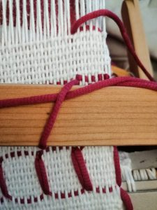 danish medaillons rigid heddle loom